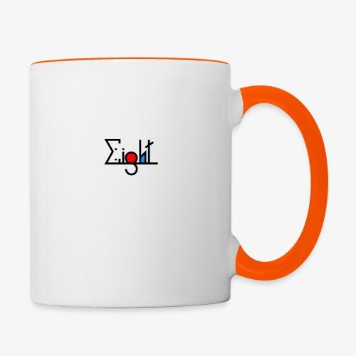 EIGHT LOGO - Mug contrasté