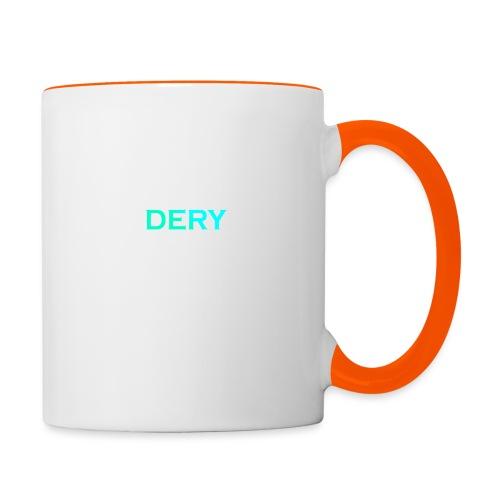 DERY - Tasse zweifarbig