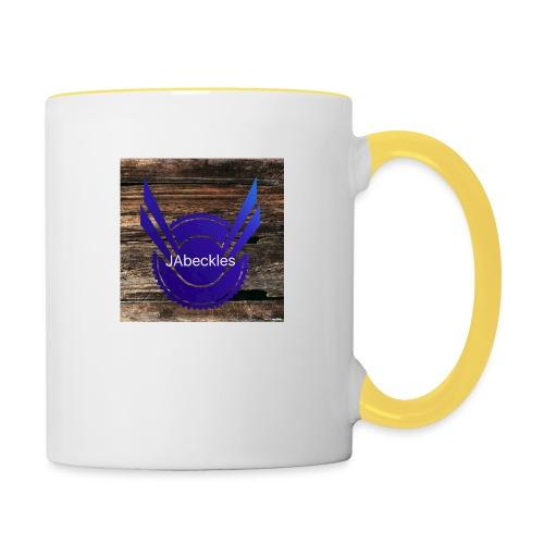 JAbeckles - Contrasting Mug
