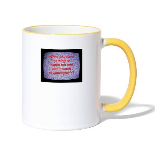 When ones - Contrasting Mug