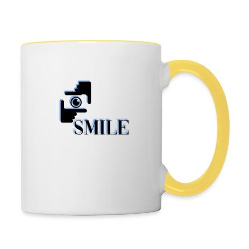 Smile - Mug contrasté