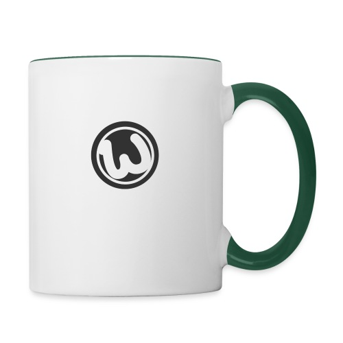 Wooshy Logo - Contrasting Mug