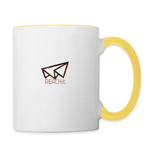 REACHit - Mug contrasté