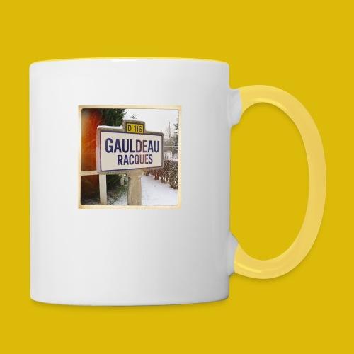 Gogoldorak - Mug contrasté