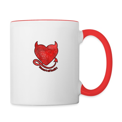 HEART OF HELL! - Mug contrasté
