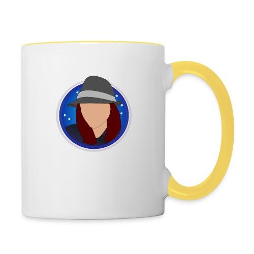 discoblue - Contrasting Mug