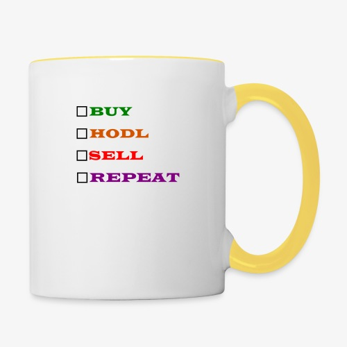 BHSR 1 - Contrasting Mug