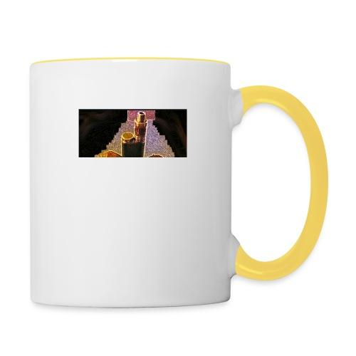 Vape - Tasse zweifarbig