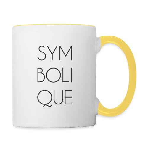 Symbolique - Mug contrasté