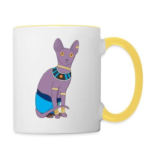 Sphynx cat - Mug contrasté