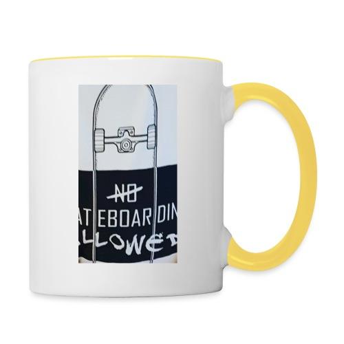 My new merchandise - Contrasting Mug
