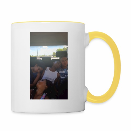Family - Contrasting Mug