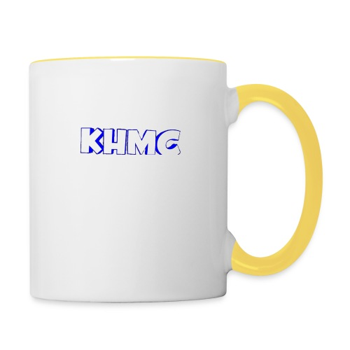 The Official KHMC Merch - Contrasting Mug