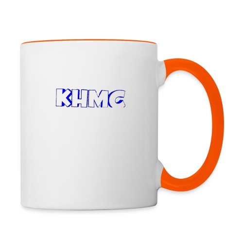 The Official KHMC Merch - Contrasting Mug