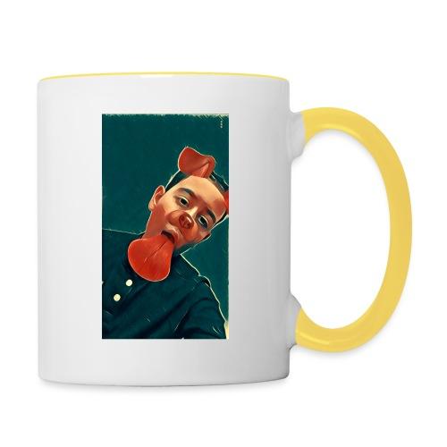 More MK21's Merch - Contrasting Mug