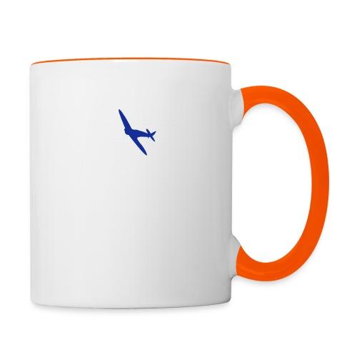 ukflagsmlWhite - Contrasting Mug