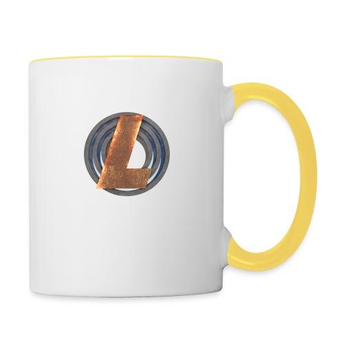 leep png - Contrasting Mug