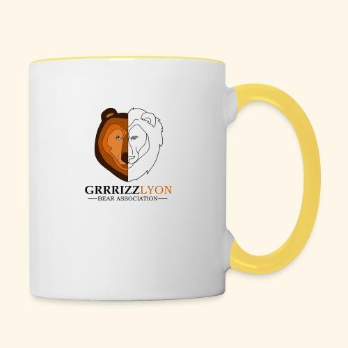 Grrrizzlyon - Mug contrasté