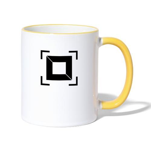 Ebene 1 - Tasse zweifarbig