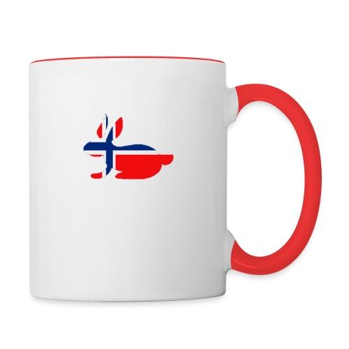 bunny_NY_LOGO_LI - Contrasting Mug