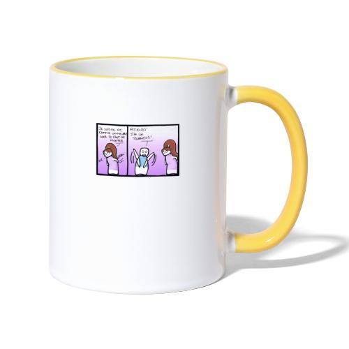 tournevis - Mug contrasté