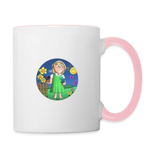 Naturliebhaber - Tasse zweifarbig