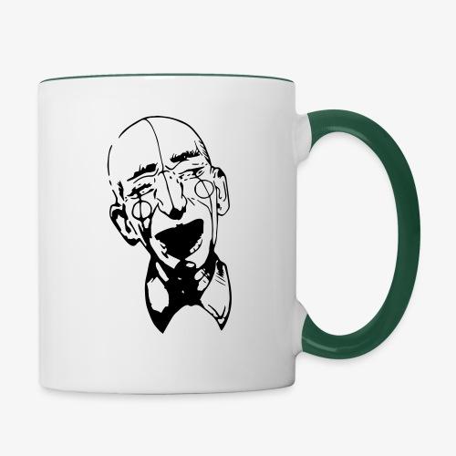Clown - Mug contrasté
