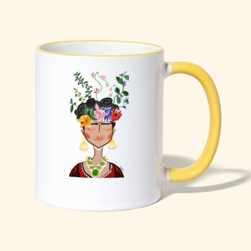 Frida - Tazze bicolor