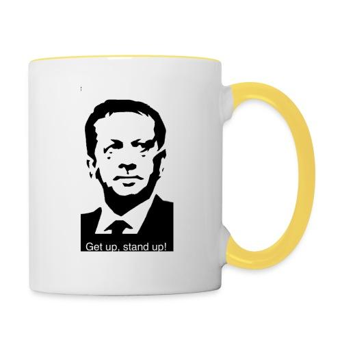 Erdogan Reis IMG 4858 - Mug contrasté
