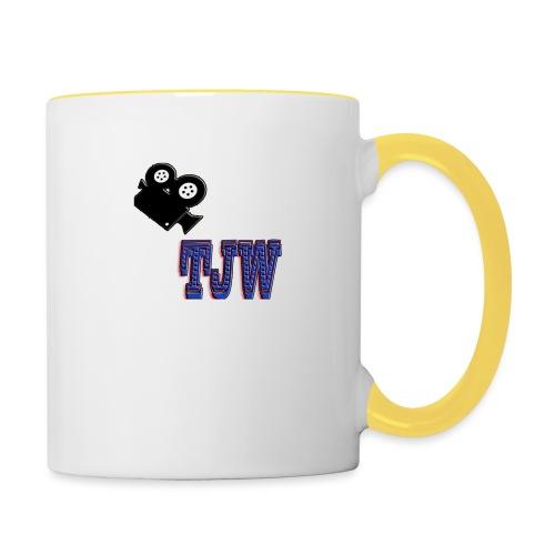 tjw - Contrasting Mug