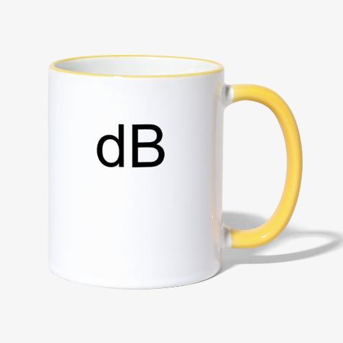 dB DAVID B. - Tazze bicolor