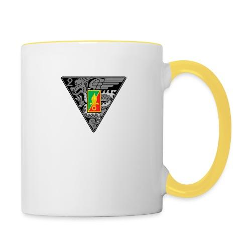2ème REP - Mug contrasté