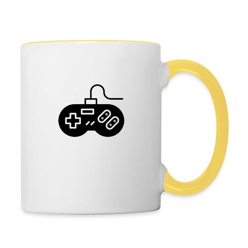 manette - Mug contrasté