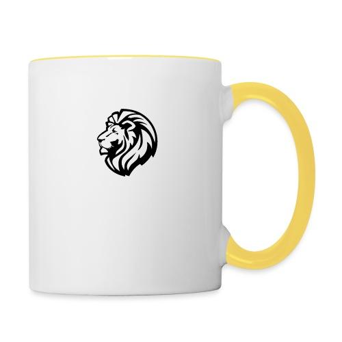 LION - Tazze bicolor