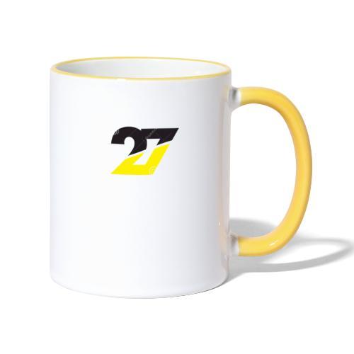 Mon tshirt studio 27 - Contrasting Mug