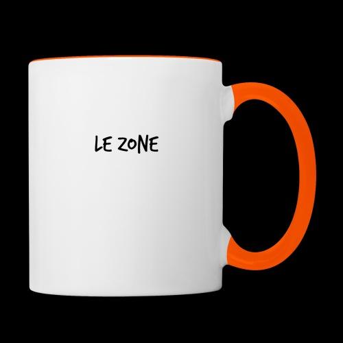 Le Zone Officiel - Tofarvet krus