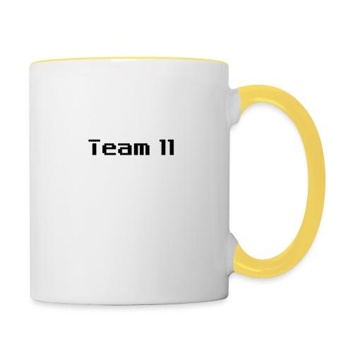 Team 11 - Contrasting Mug