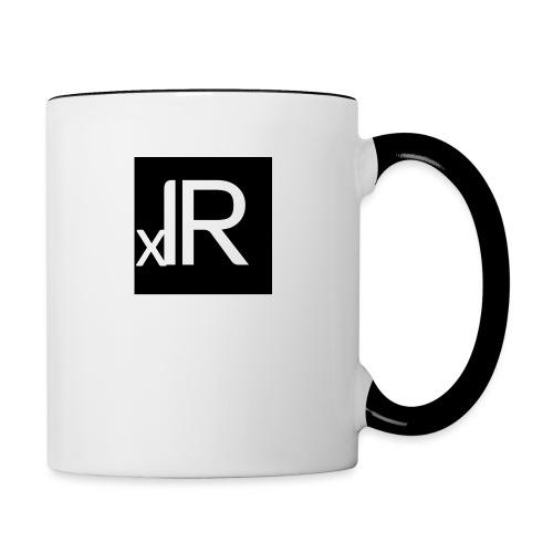 xIR - Kaksivärinen muki