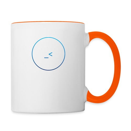 Coding Magazine logo - Contrasting Mug