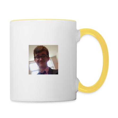 Anthony's mug and cushions to swallog you up! - Contrasting Mug