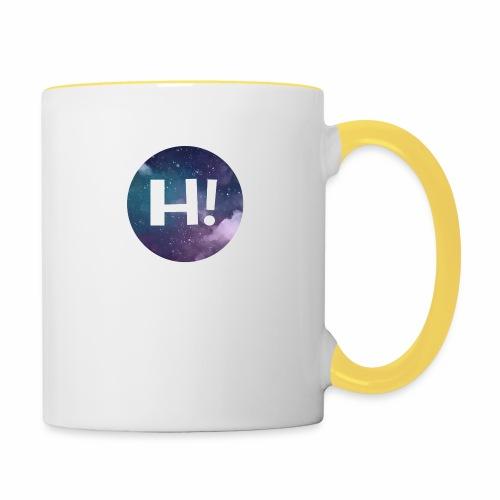 H! - Contrasting Mug