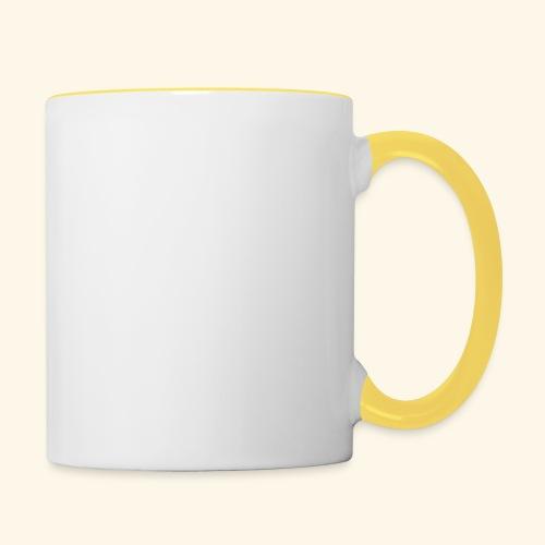 HoizPi - Tasse zweifarbig