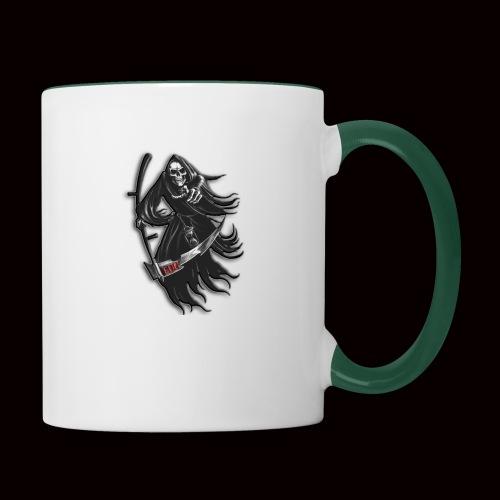 EDG reaper / SoWeQDK - Tofarvet krus