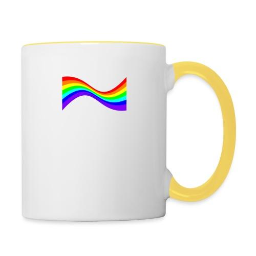 7ssLogo - Contrasting Mug