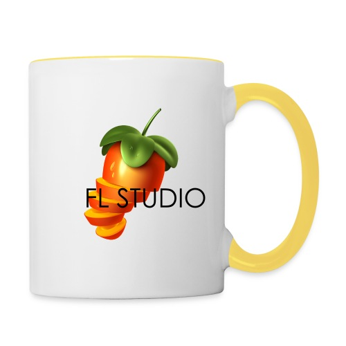 Sliced Sweaty Fruit - Contrasting Mug