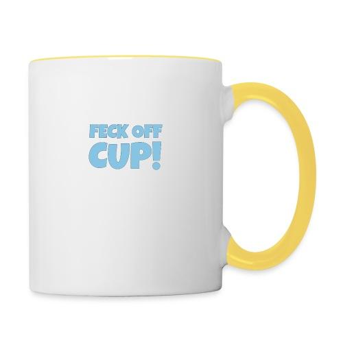 FECK - Contrasting Mug