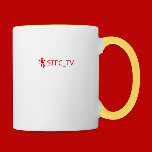 STFC_TV - Contrasting Mug