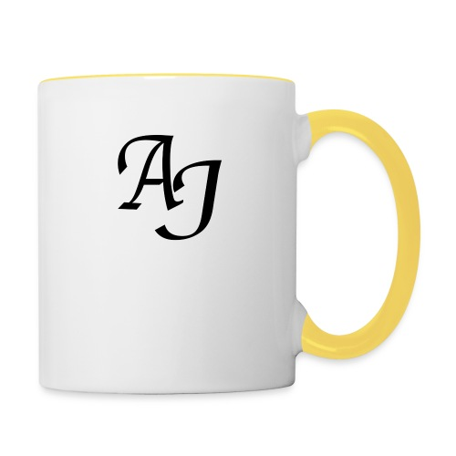 AJ Mouse Mat - Contrasting Mug