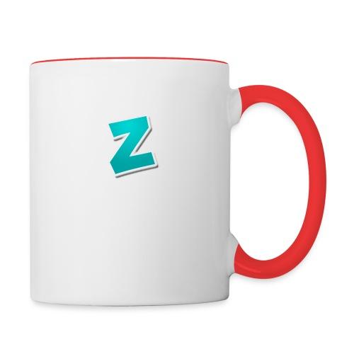 Z3RVO Logo! - Contrasting Mug
