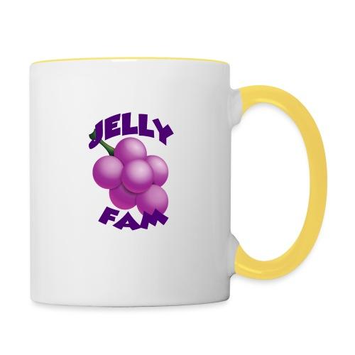 JellySquad - Tofarvet krus